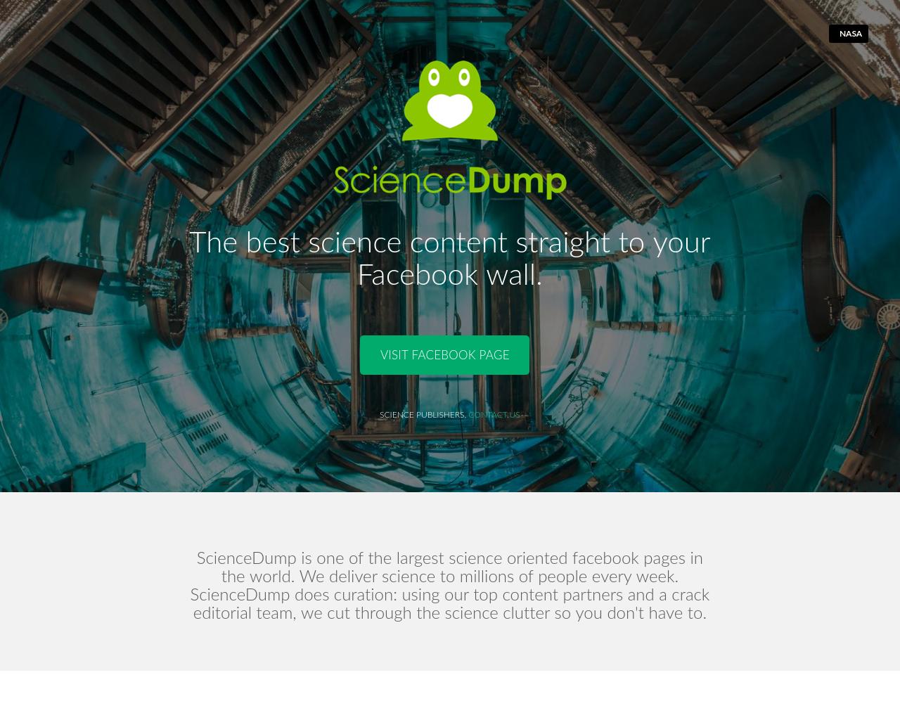ScienceDump-Advertising-Reviews-Pricing