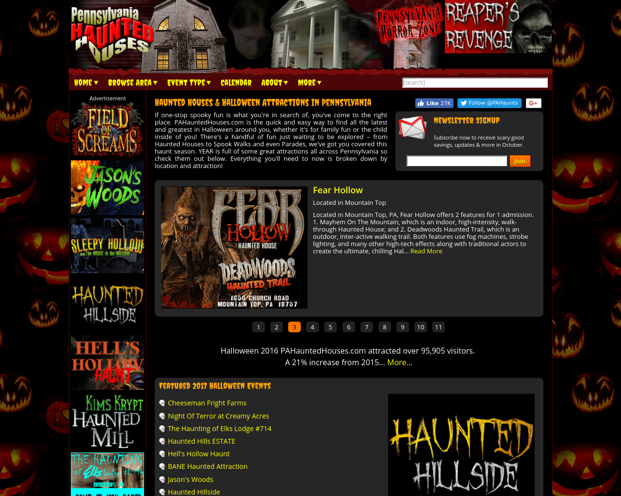 Pennsylvania-Haunted-Houses-Advertising-Reviews-Pricing