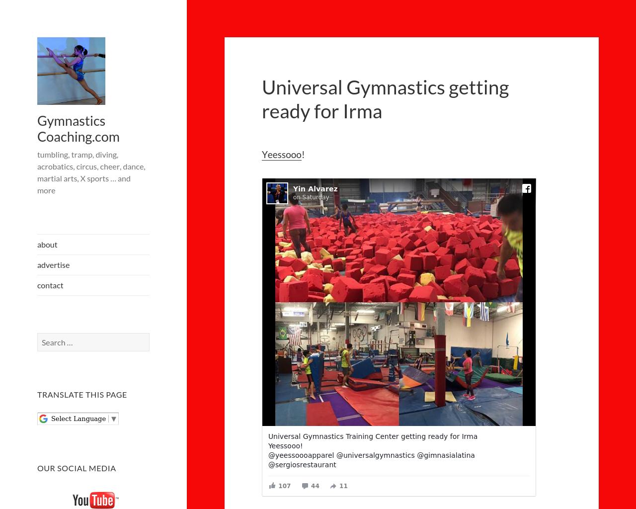 gymnasticscoaching.com-Advertising-Reviews-Pricing
