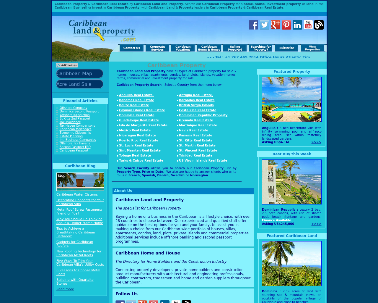 Caribbean-Land-&-Property-Advertising-Reviews-Pricing