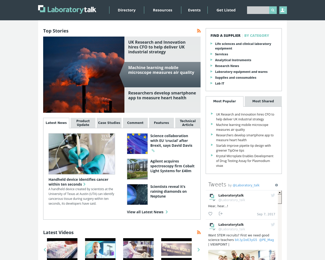 Laboratory-Talk-Advertising-Reviews-Pricing