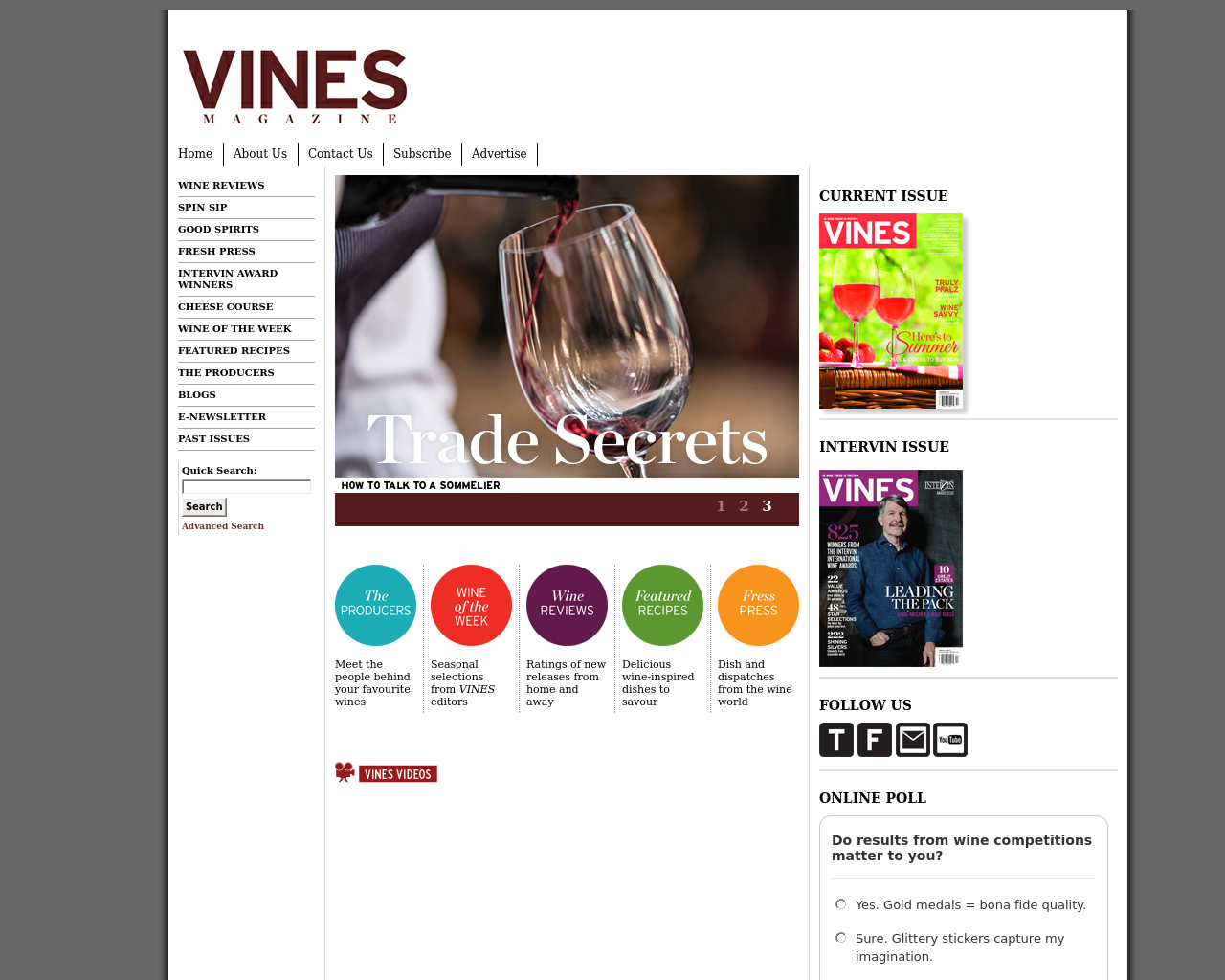 Vines-Magazine-Advertising-Reviews-Pricing