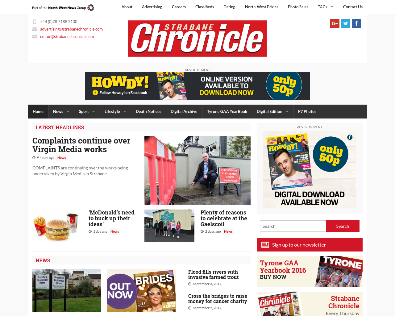 Strabane-Chronicle-Advertising-Reviews-Pricing