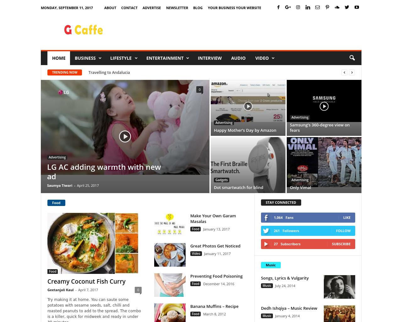 GCAFFE-Advertising-Reviews-Pricing