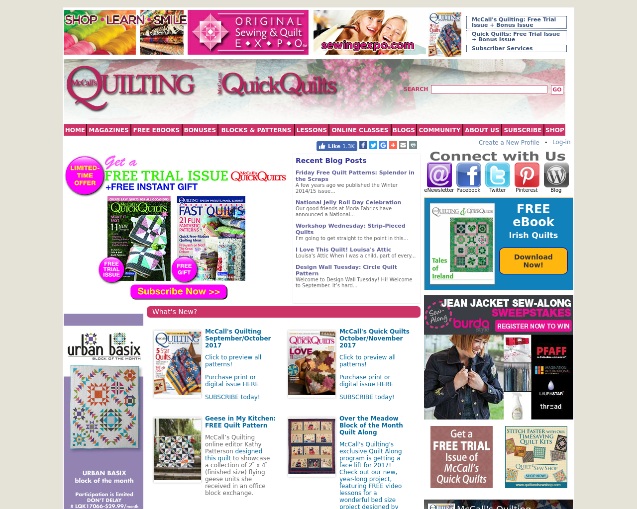 Mccall's-Quilting-Advertising-Reviews-Pricing