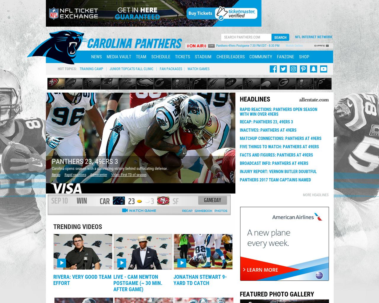 Carolina-Panthers-Advertising-Reviews-Pricing