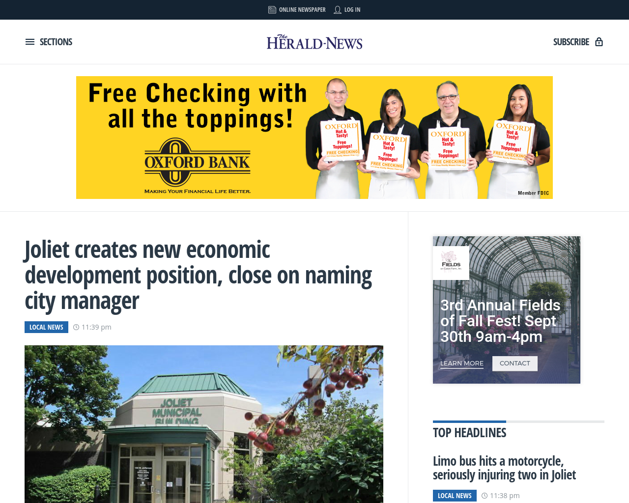 The-Herald-News-Advertising-Reviews-Pricing