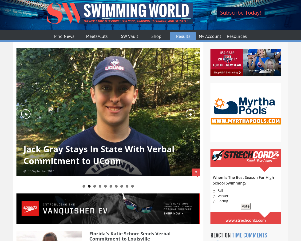 Swimming-World-Advertising-Reviews-Pricing