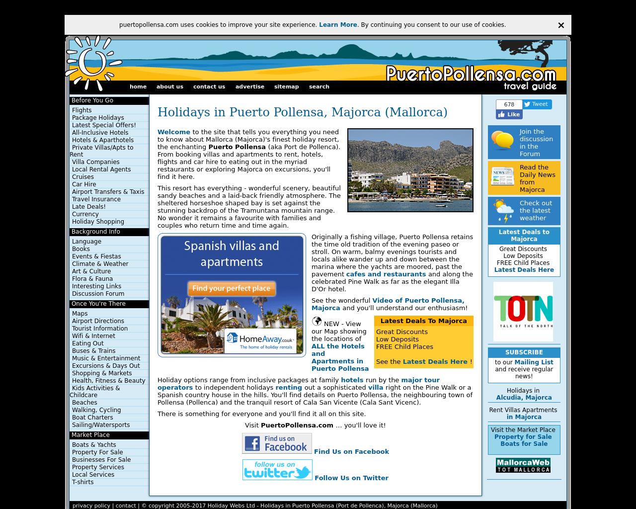 PuertoPollensa.com-Advertising-Reviews-Pricing