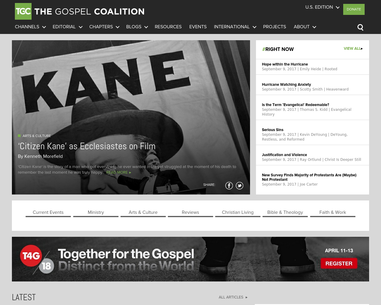 THE-GOSPEL-COALITION-Advertising-Reviews-Pricing