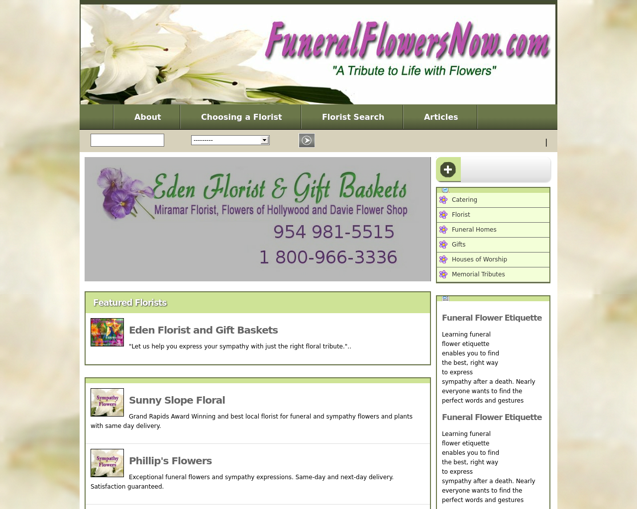 Funeralflowersnow.com-Advertising-Reviews-Pricing