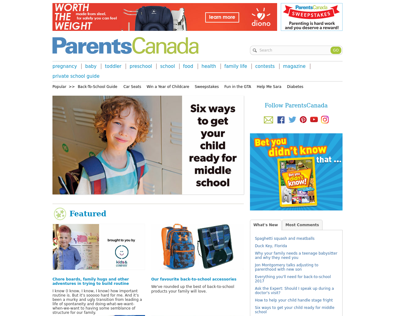 Parents-Canada-Advertising-Reviews-Pricing