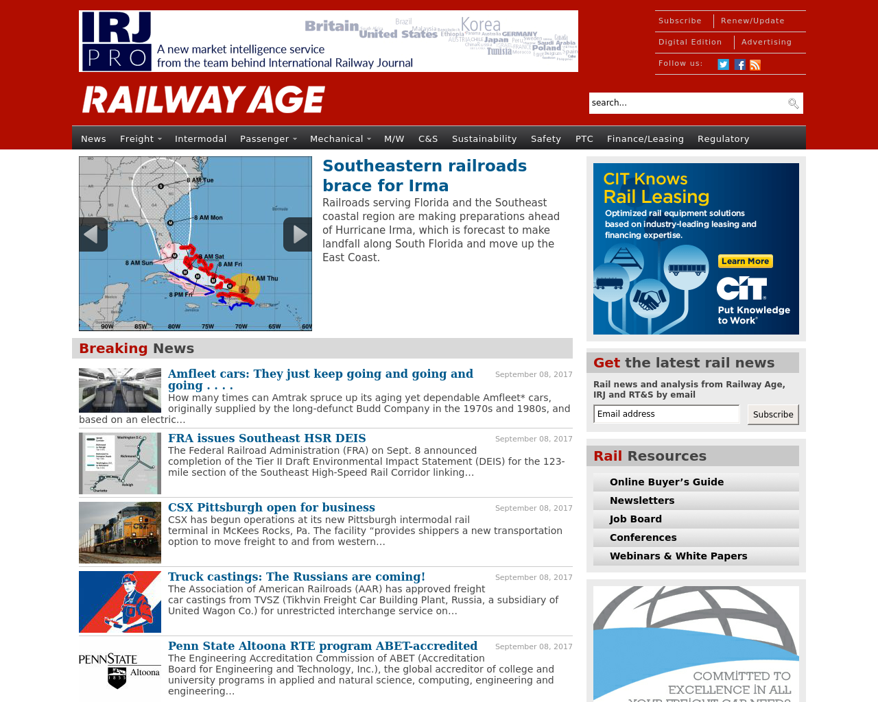 Railwayage.com-Advertising-Reviews-Pricing