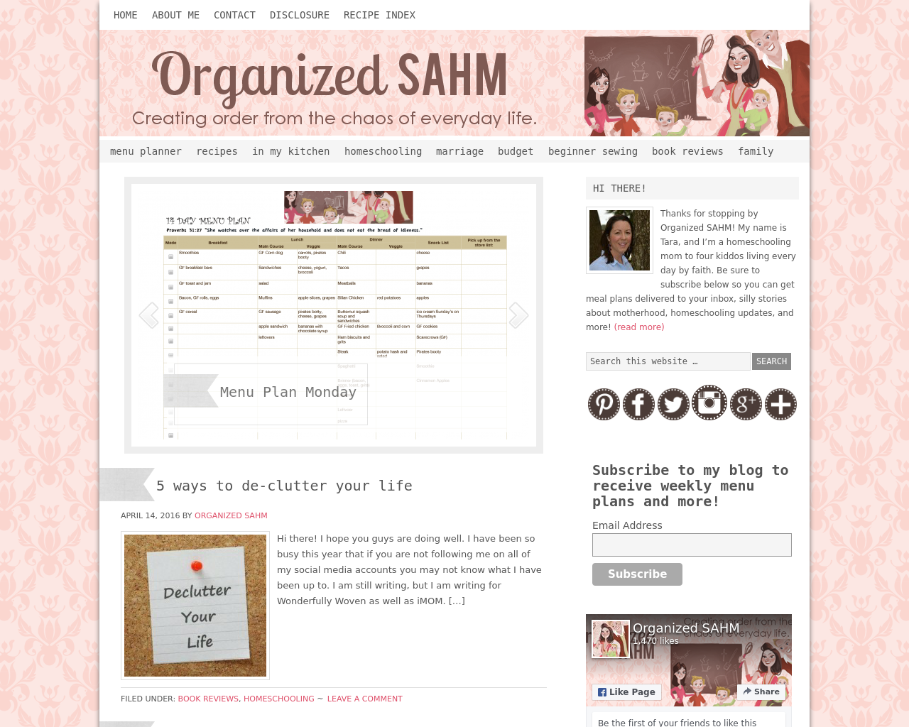 Organized-SAHM-Advertising-Reviews-Pricing