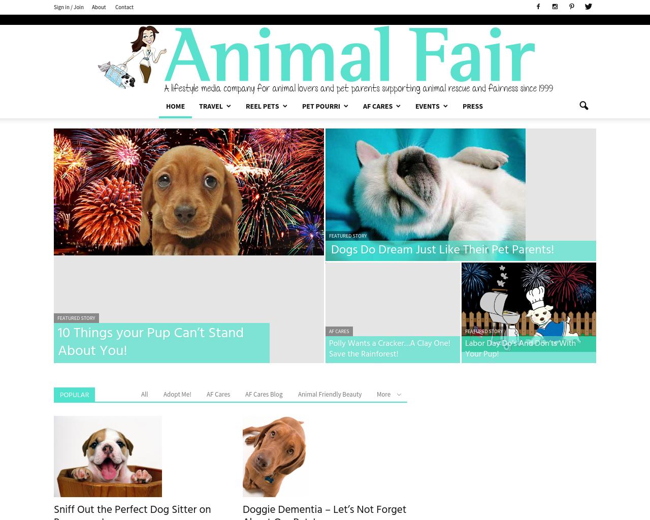 Animal-Fair-Advertising-Reviews-Pricing