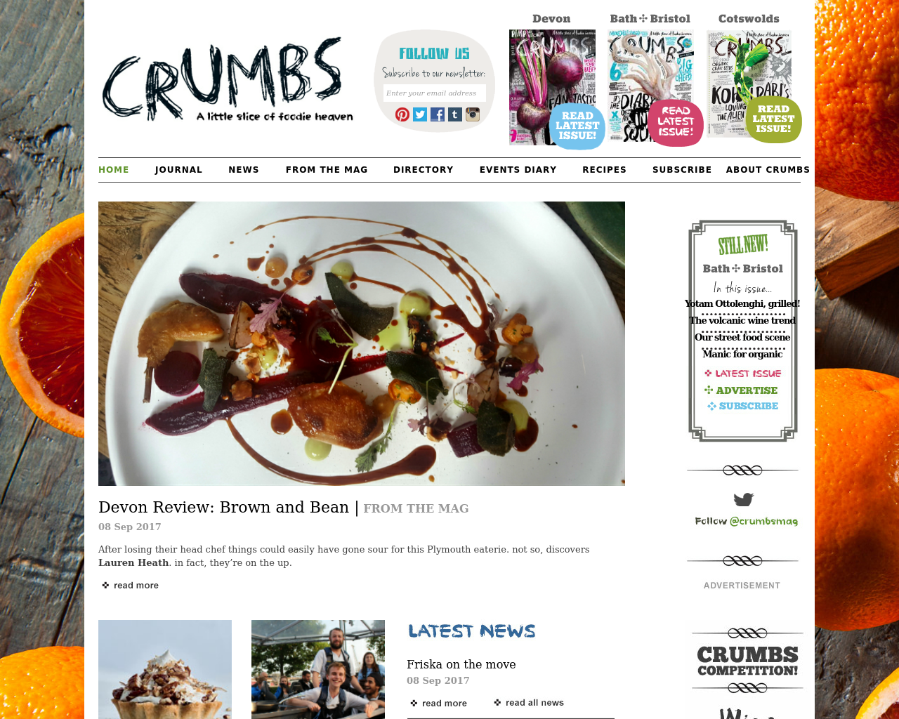 Crumbs-Magazine-Advertising-Reviews-Pricing