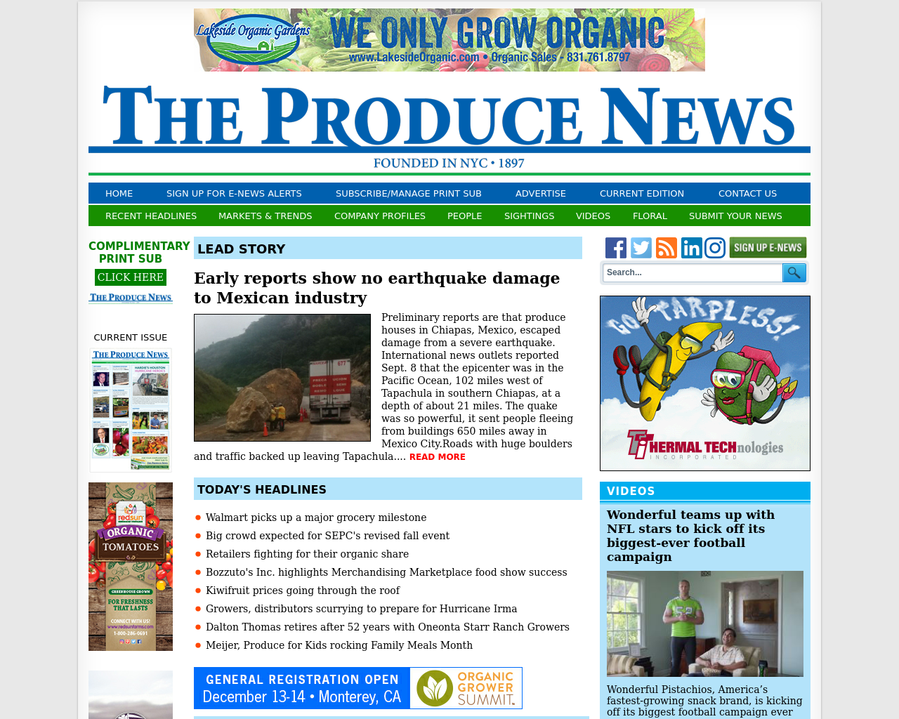 Produce-News-Advertising-Reviews-Pricing