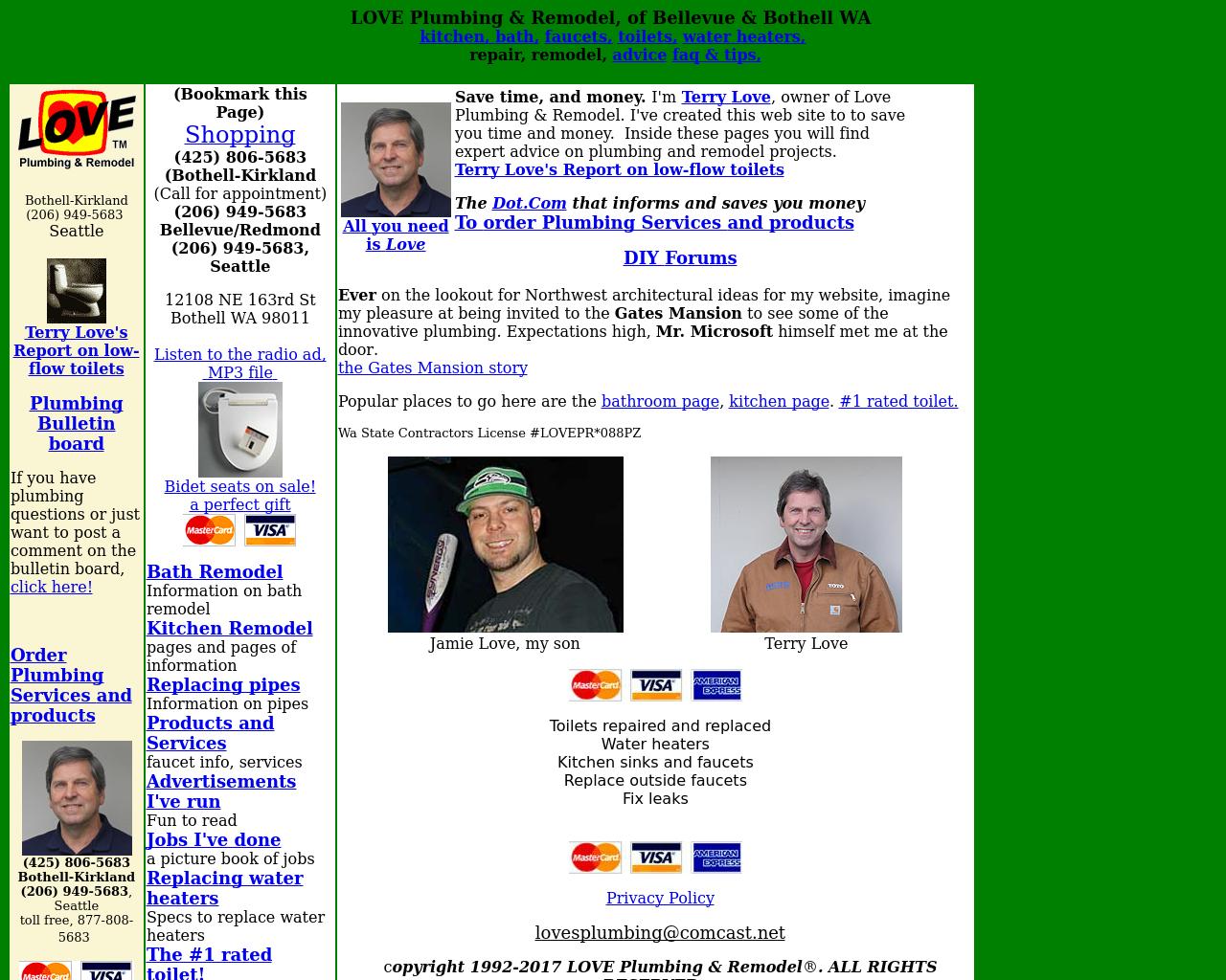 Love-Plumbing-&-Remodel-Advertising-Reviews-Pricing
