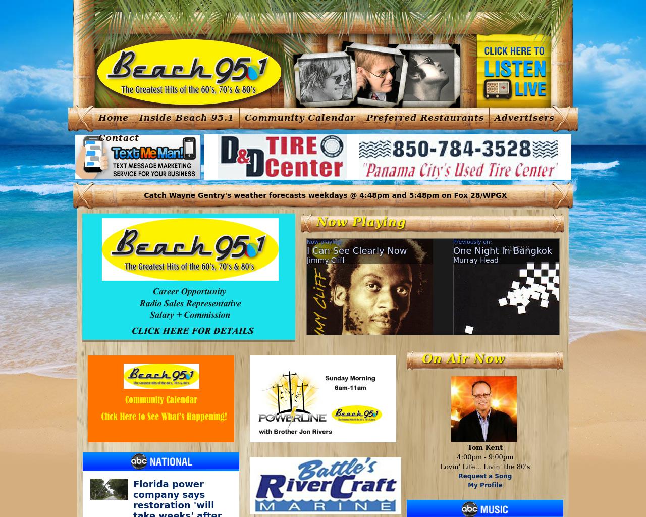 WBPC-FM-(Beach-Radio,-Inc)-Advertising-Reviews-Pricing