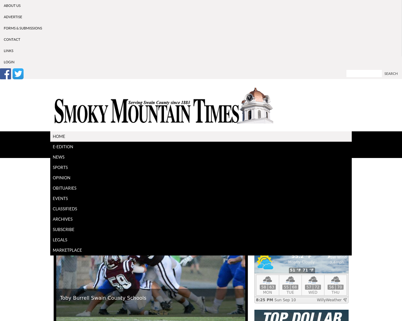 The-Smoky-Mountain-Times-Advertising-Reviews-Pricing