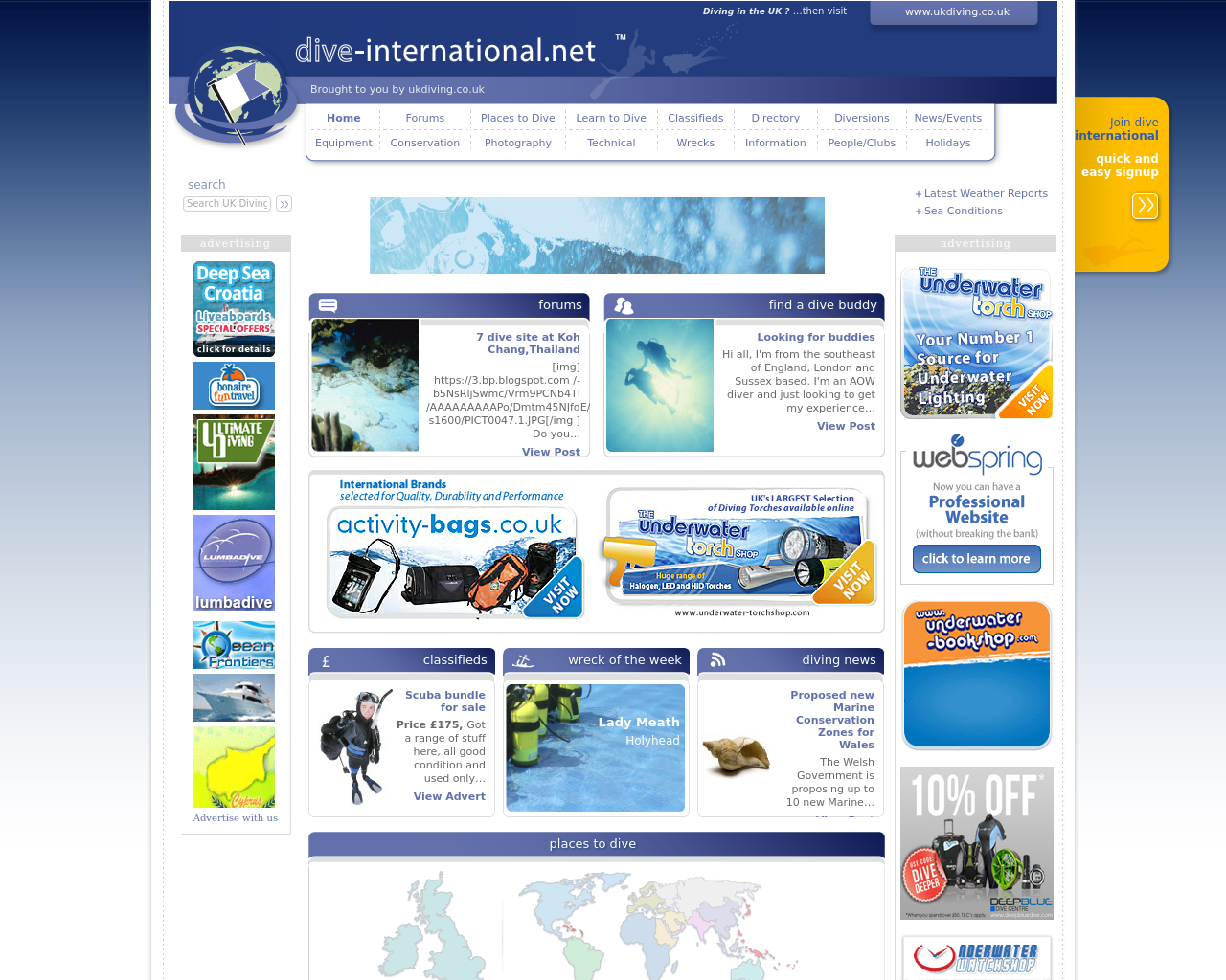 Dive-International-Advertising-Reviews-Pricing