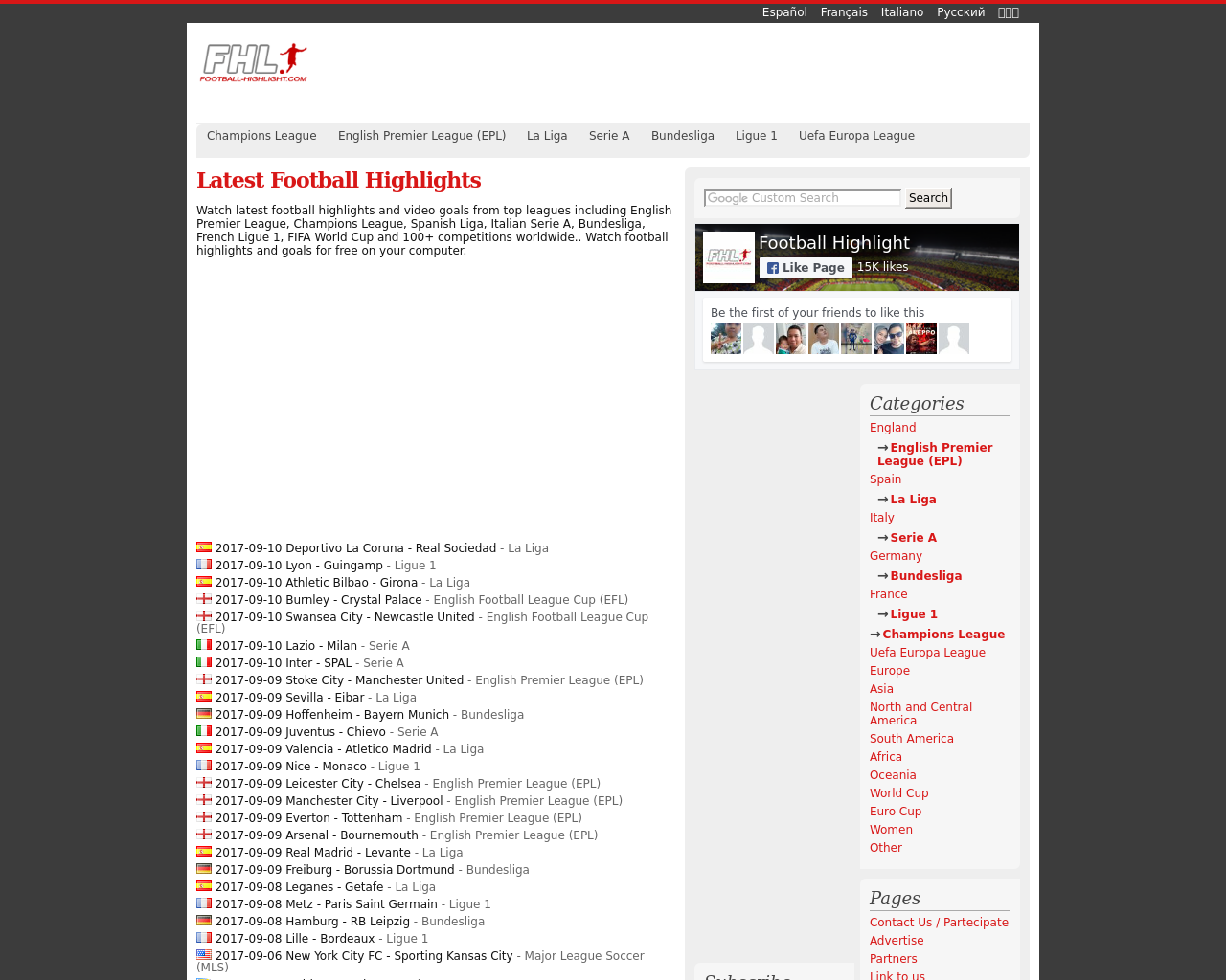 Footbal-Highlight-Advertising-Reviews-Pricing