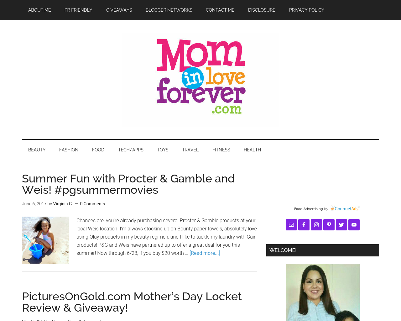 Mom-in-love-forever.com-Advertising-Reviews-Pricing