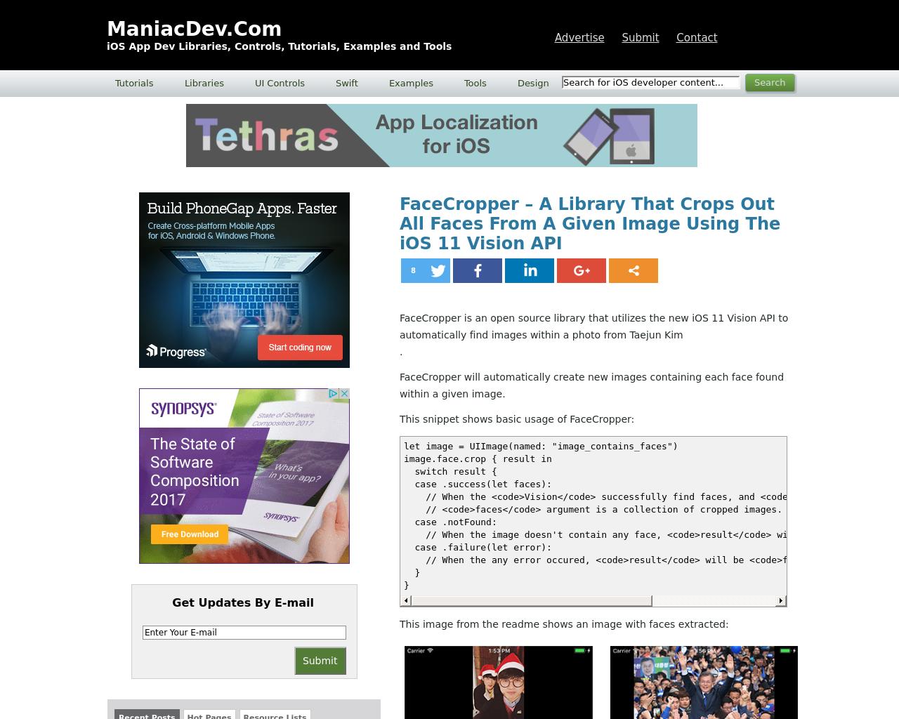 ManiacDev.Com-Advertising-Reviews-Pricing