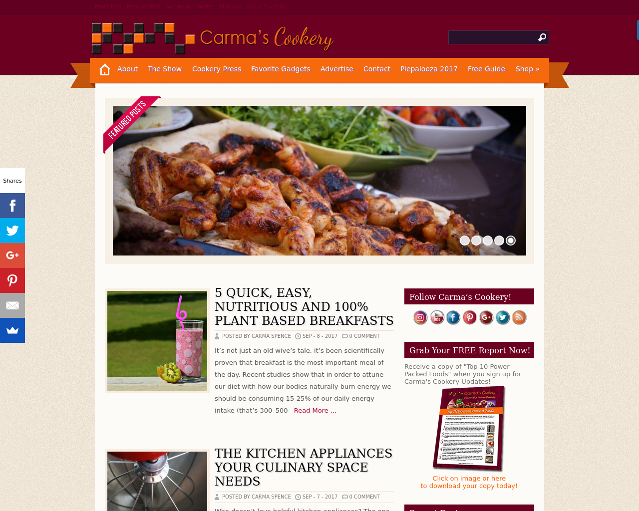 Carma's-Cookery-Advertising-Reviews-Pricing