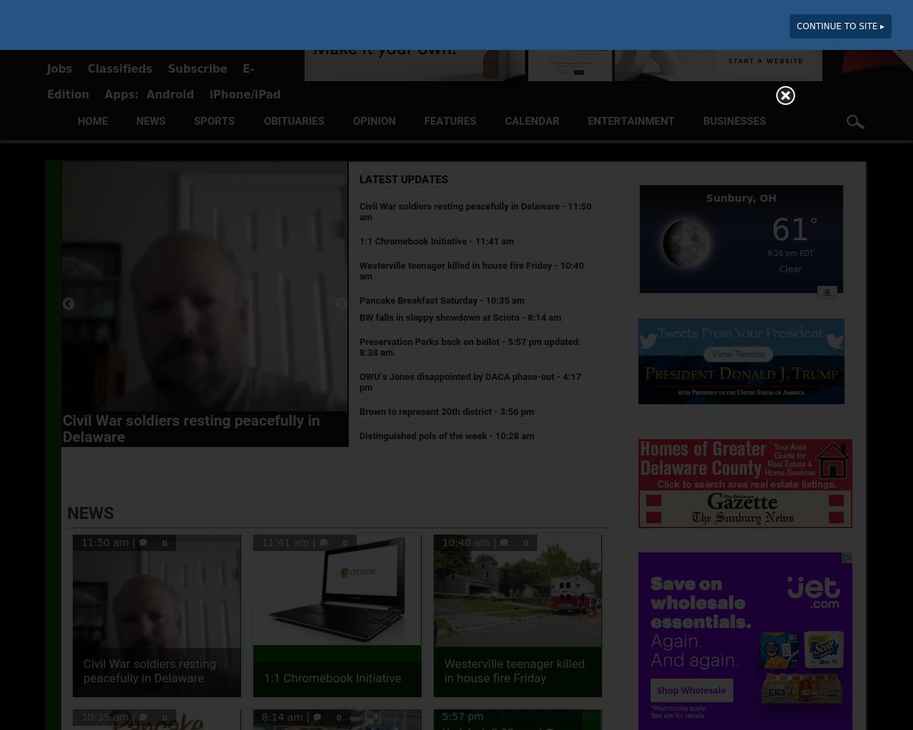 Sunburynews.com-Advertising-Reviews-Pricing