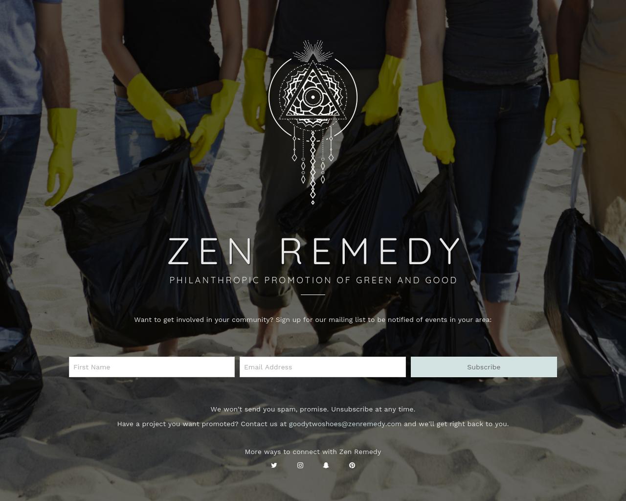 Zenremedy.com-Advertising-Reviews-Pricing