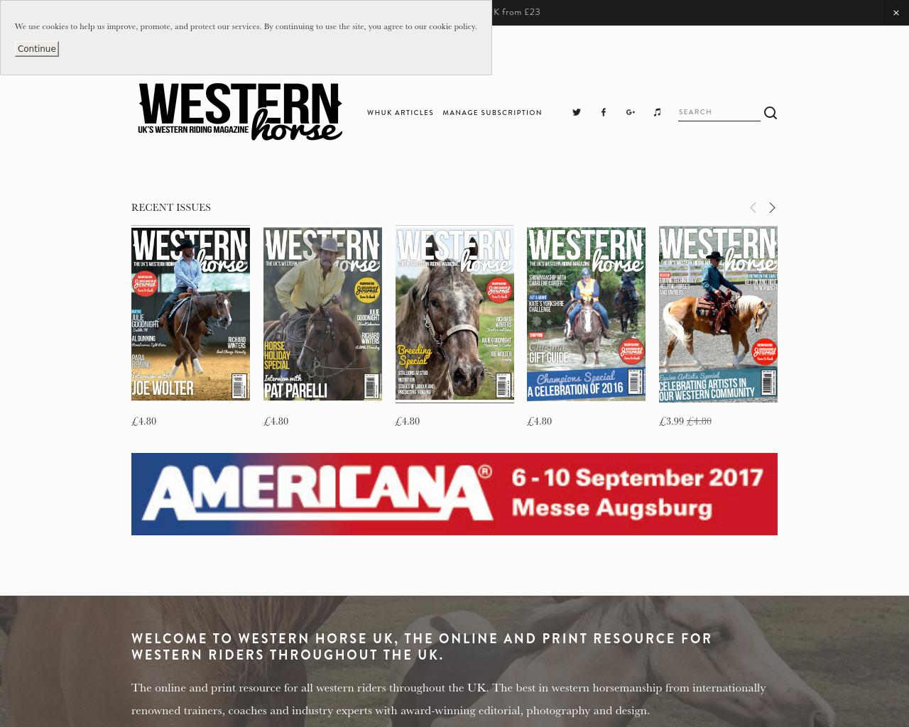 Western-Horse-UK-Advertising-Reviews-Pricing