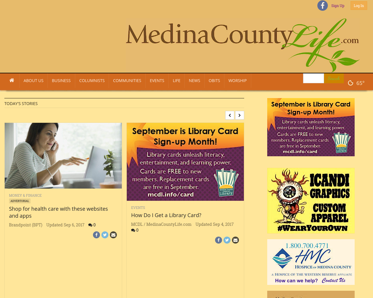 Medina-County-Life-Advertising-Reviews-Pricing