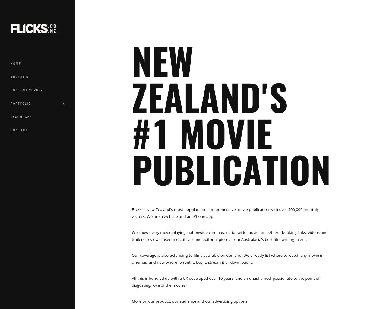 Flicks.co.nz-Advertising-Reviews-Pricing