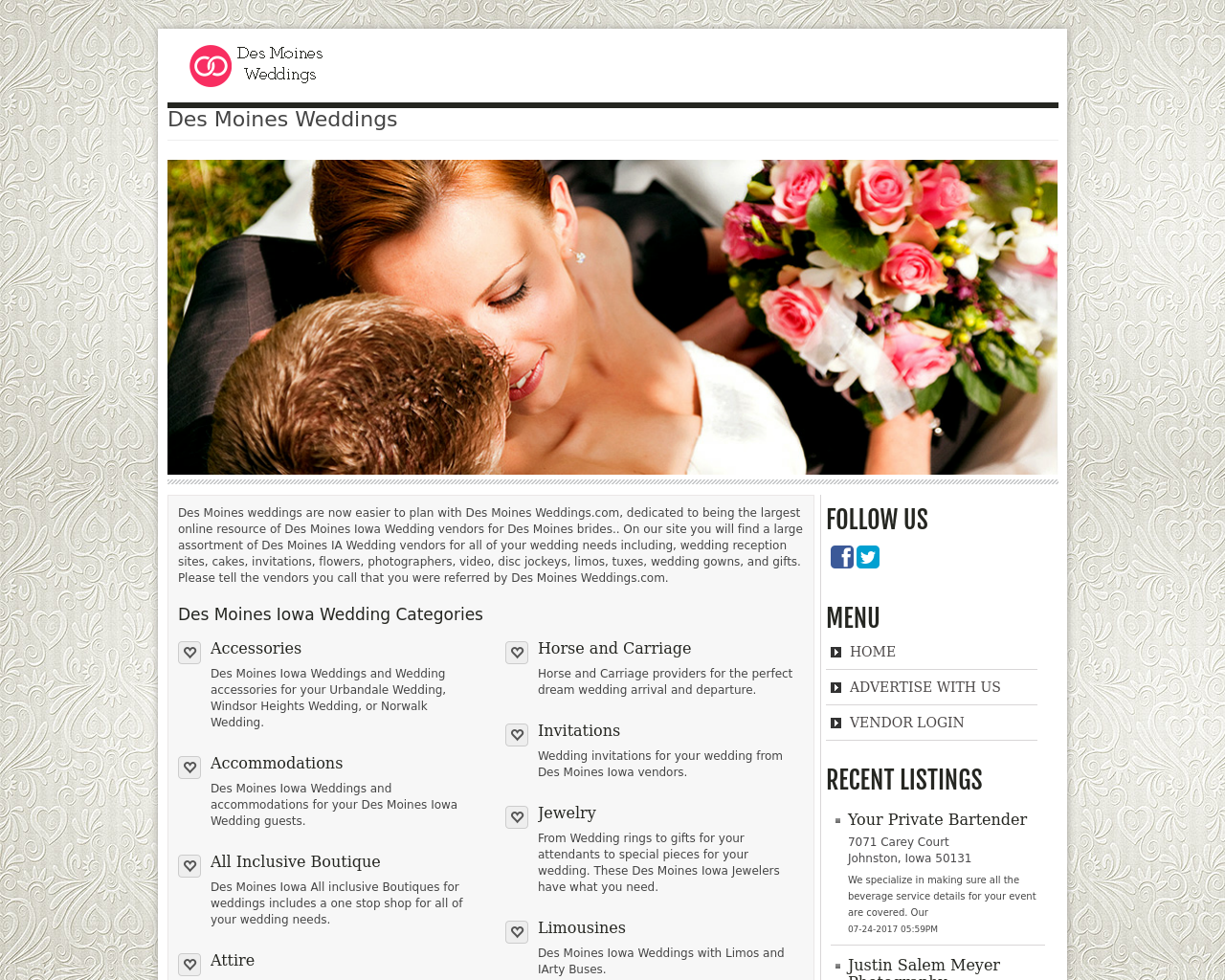 Des-Moines-Weddings-Advertising-Reviews-Pricing