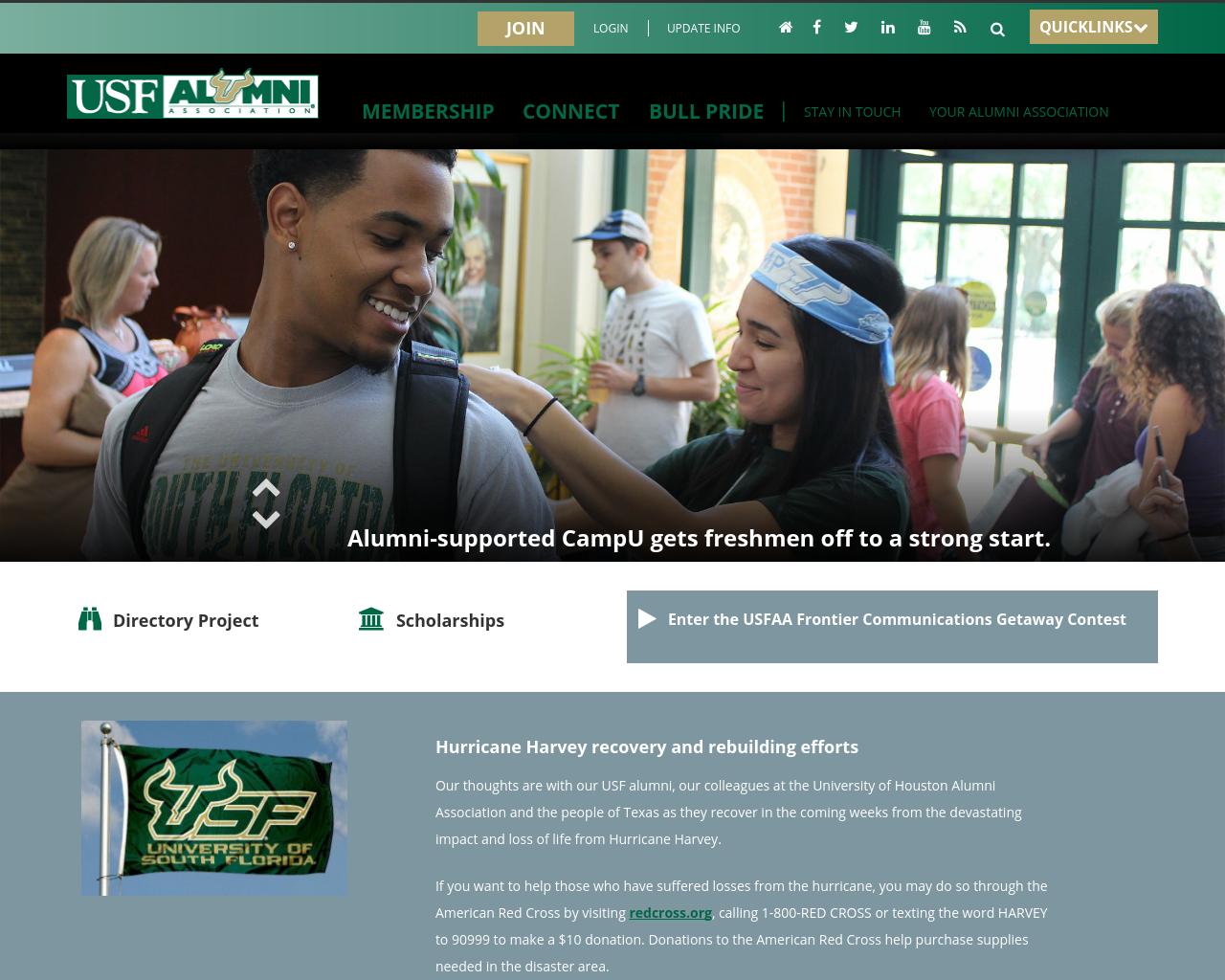 USF-Alumni-Association-Advertising-Reviews-Pricing