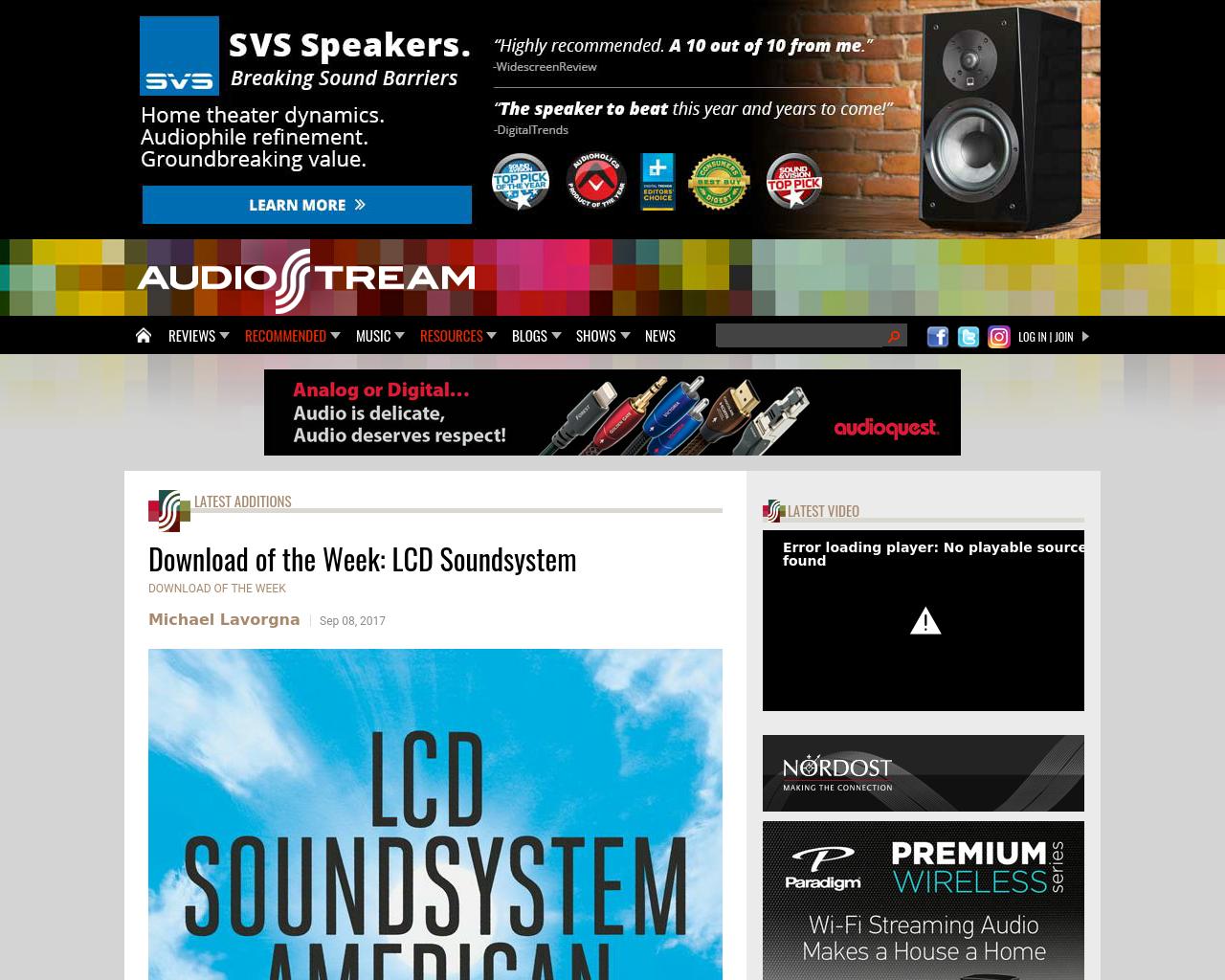 AUDIO-STREAM-Advertising-Reviews-Pricing