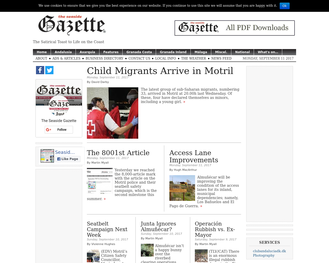 The-Sea-Side-Gazette-Advertising-Reviews-Pricing