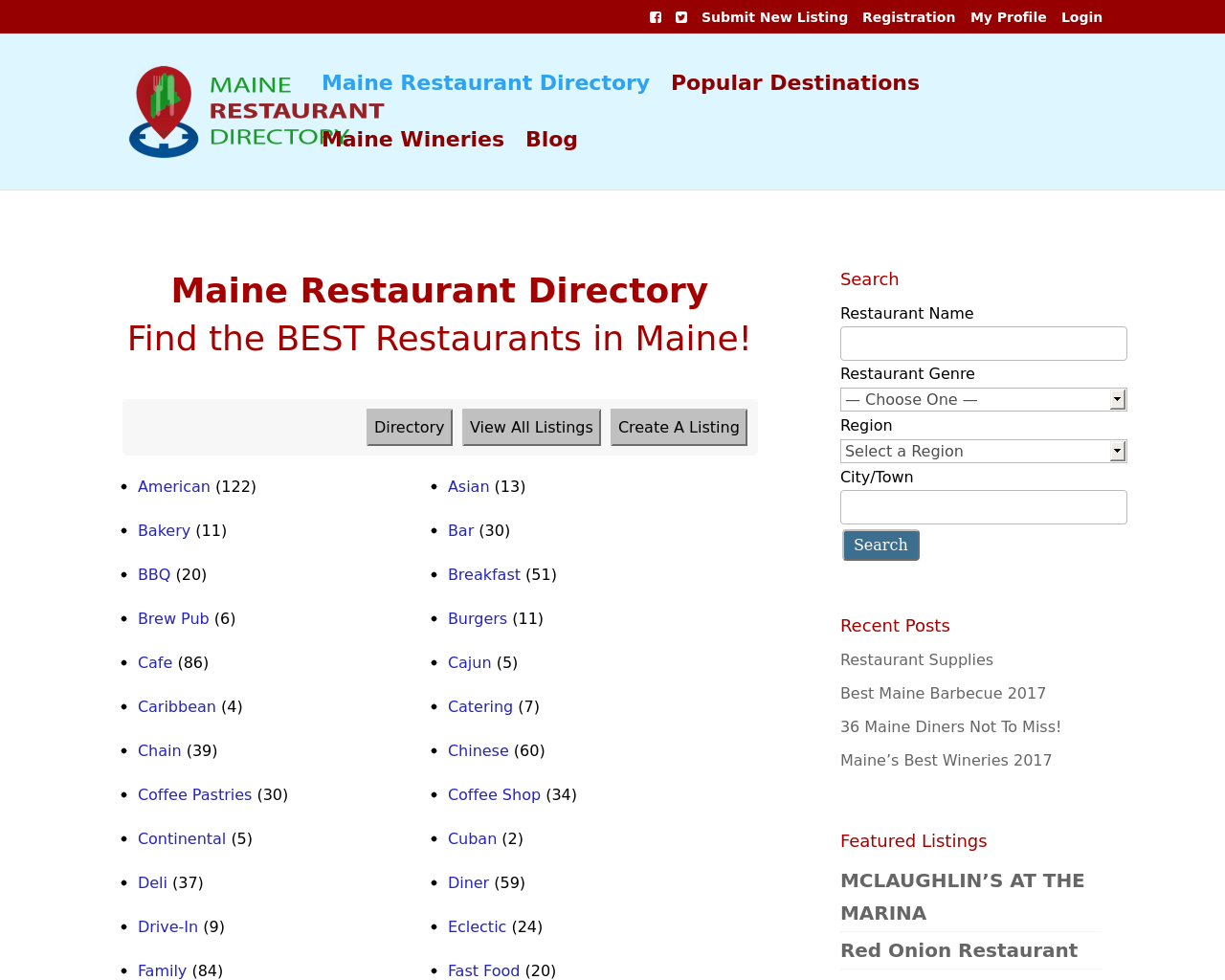 Maine-Restaurant-Directory-Advertising-Reviews-Pricing