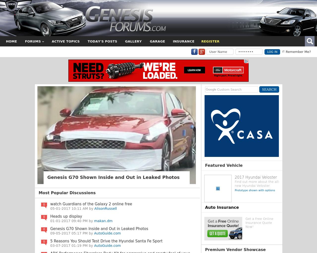 Genesis-Forums-Advertising-Reviews-Pricing