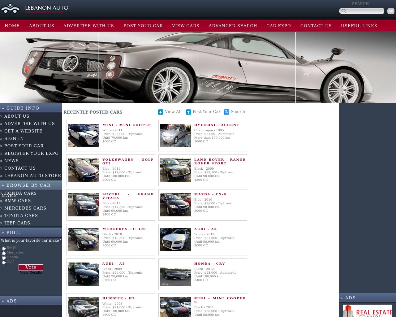 Lebanon-Auto-Advertising-Reviews-Pricing