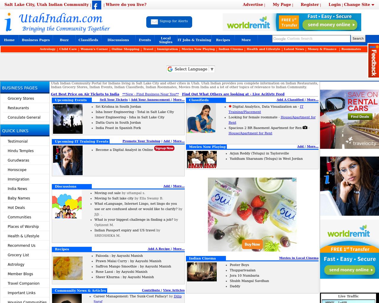 Utahindian.com-Advertising-Reviews-Pricing