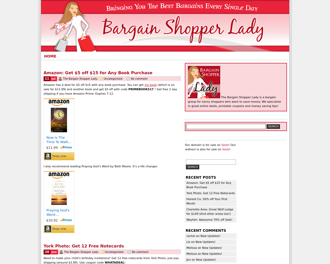 The-Bargain-Shopper-Lady-Advertising-Reviews-Pricing
