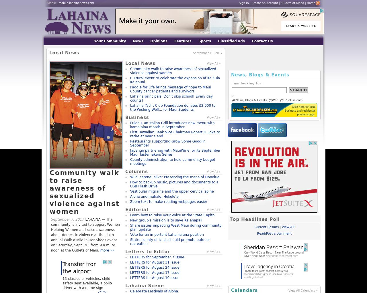 Lahaina-News-Advertising-Reviews-Pricing