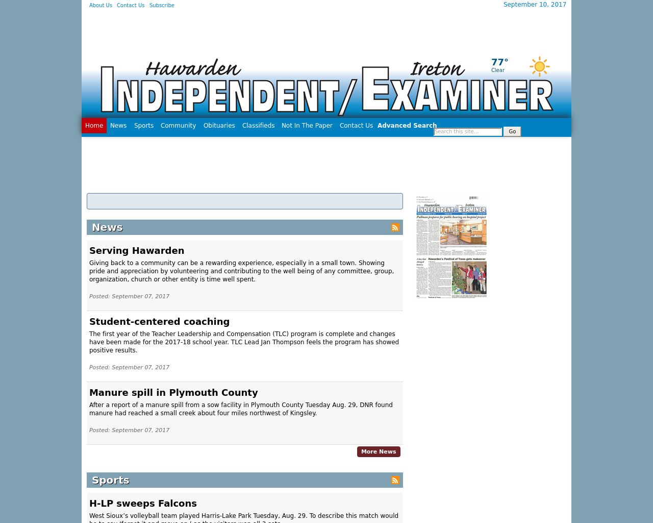 INDEPENDENT-EXAMINER-Advertising-Reviews-Pricing