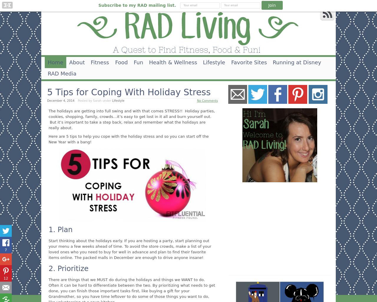 RAD-Living-Advertising-Reviews-Pricing