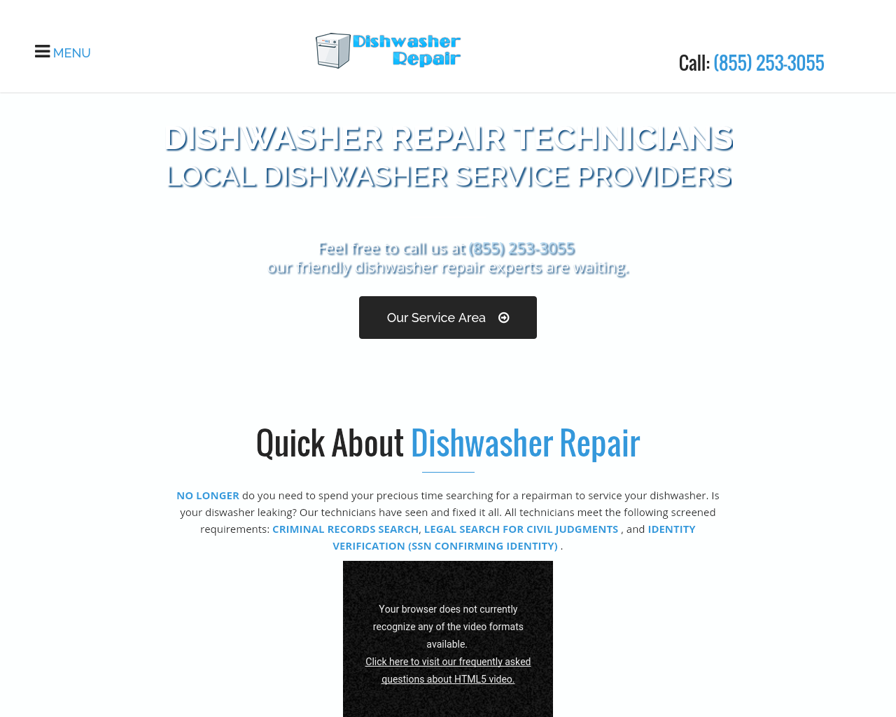 Dishwasher-Repair-Advertising-Reviews-Pricing