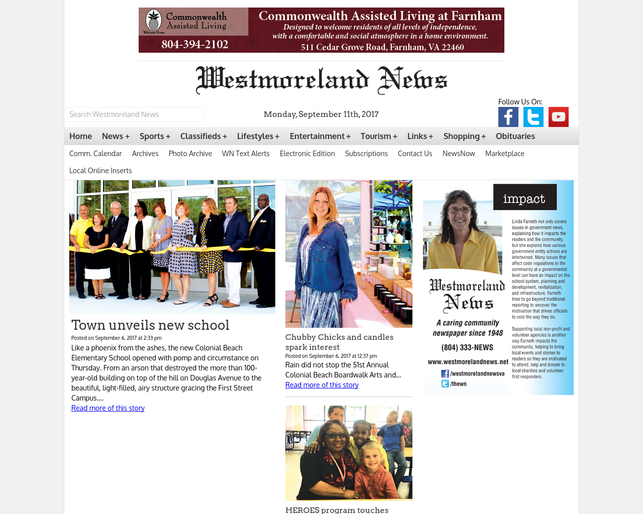 Westmoreland-News-Advertising-Reviews-Pricing