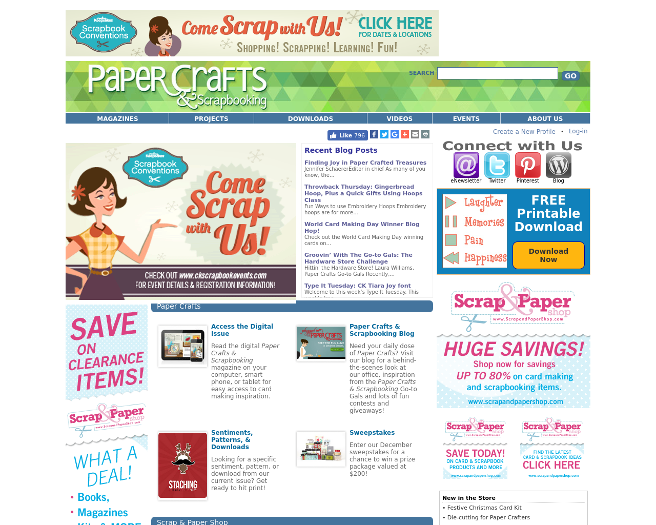 Paper-Crafts-&-Scrapbooking-Advertising-Reviews-Pricing