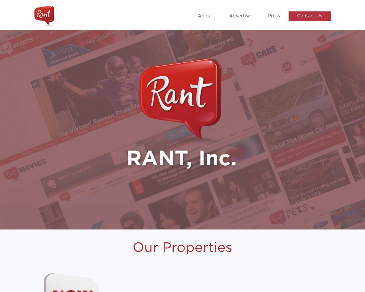 Rant-FOOD-Advertising-Reviews-Pricing